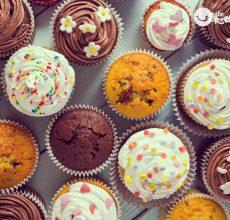 Muffins o Magdalenas ¿Son lo mismo?