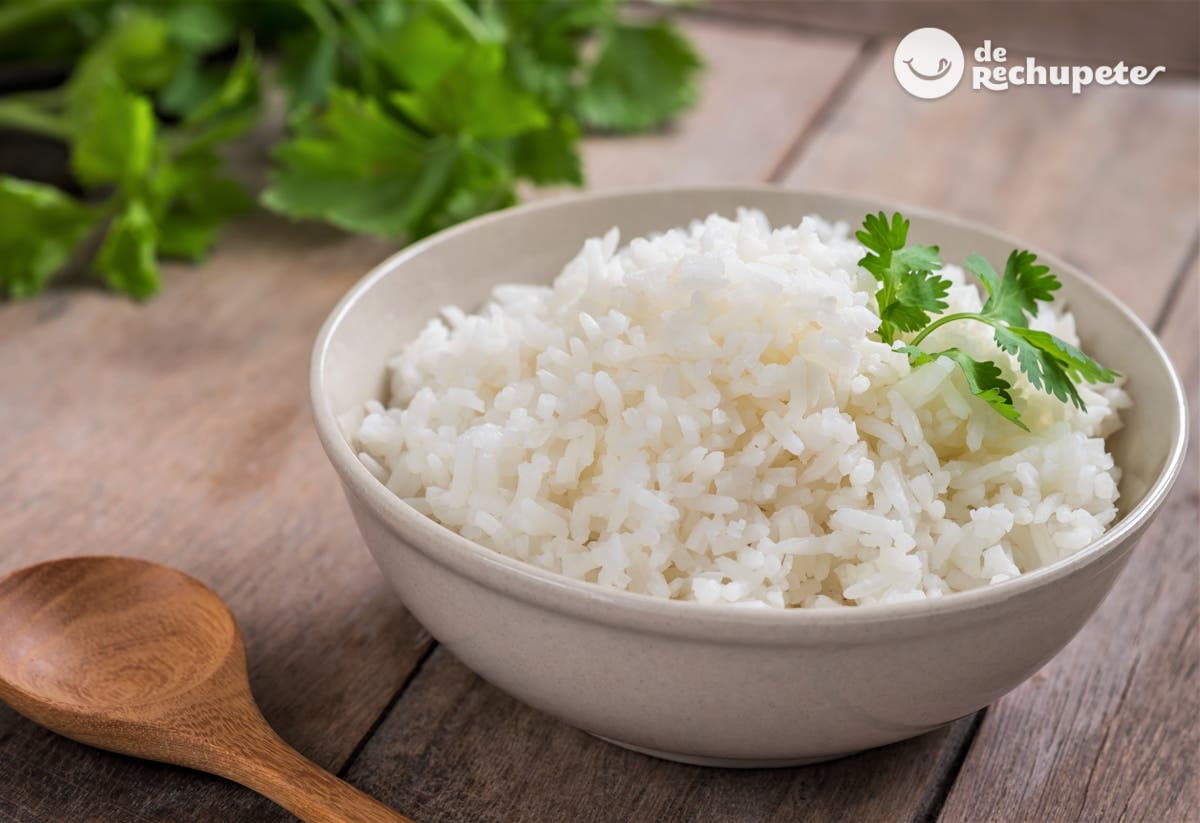 Image Result For Receta De Cocinar Arroz Blanco