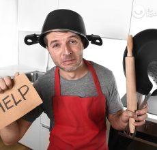 Ideas para sobrevivir si no sabes cocinar