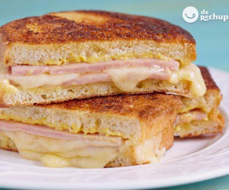 Sándwich mixto. El más famoso del mundo