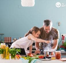 Aprender a cocinar. Consejos para empezar