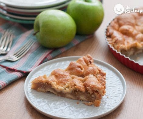 Apple Pie. Pastel de manzana