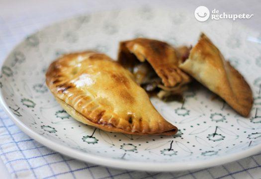 Empanadillas de verduras al horno