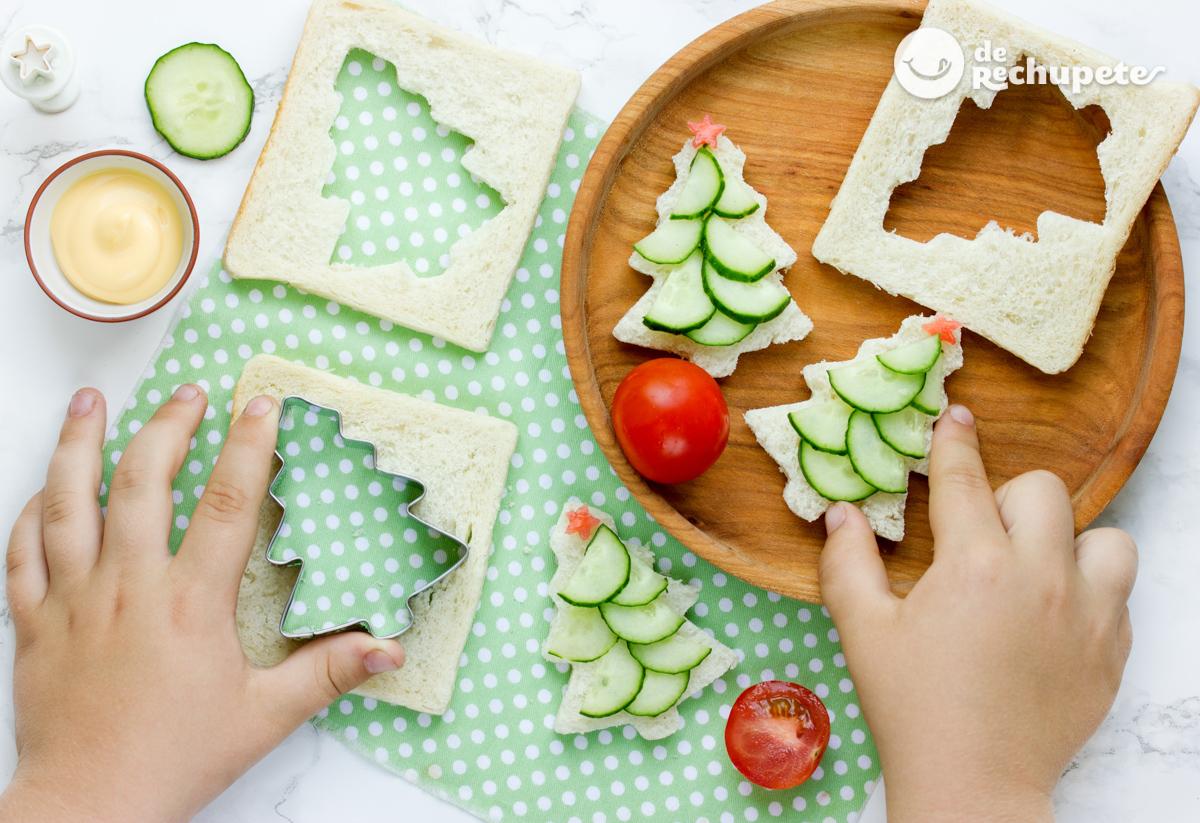 Aperitivos Navideños Para Niños Recetas De Rechupete Recetas De Cocina Caseras Y Fáciles
