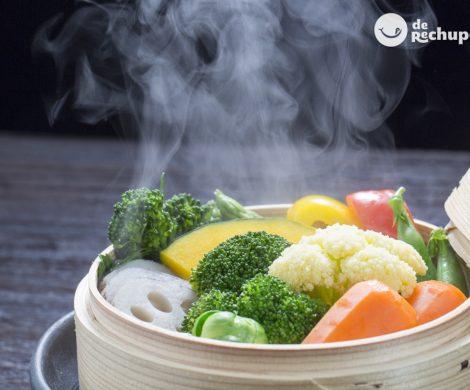 Cómo cocinar al vapor. Recetas, trucos y consejos