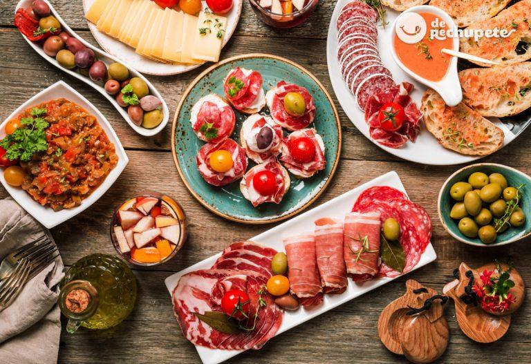 Aperitivos Y Entrantes Fáciles Para Navidad Recetas De Rechupete Recetas De Cocina Caseras Y Fáciles