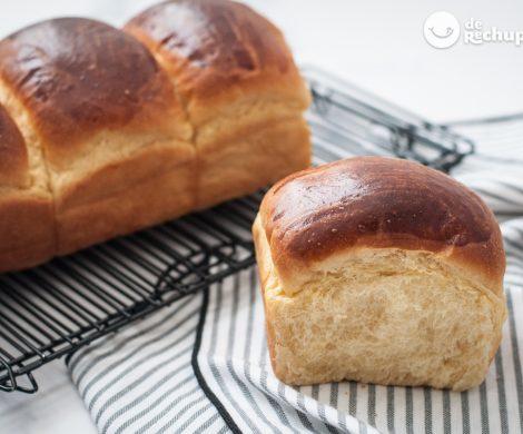 Brioche. Pan dulce