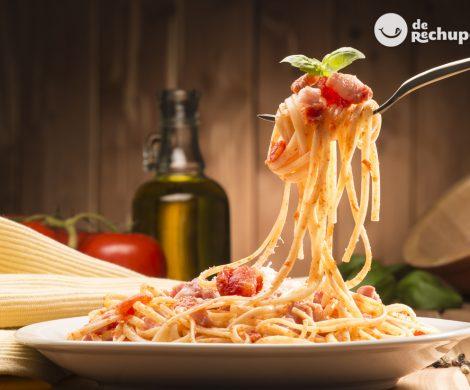 Salsas italianas para acompañar la pasta