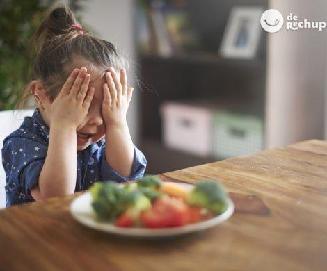 Mi niña no come ¿Deberíamos obligarle a comer?