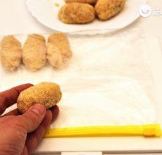 Cómo congelar, almacenar y freír croquetas congeladas