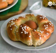 Pan de Pascua italiano