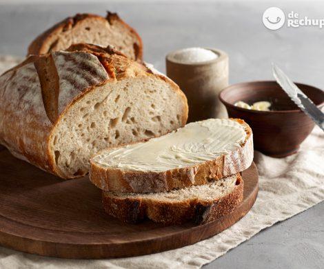 Por qué hacer y consumir pan con masa madre. Beneficios