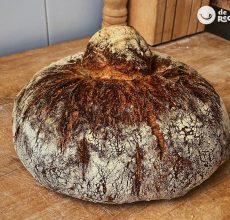 Pan gallego de moña