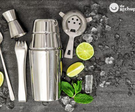 Coctelería. Kit básico para cocteleros que empiezan en este mundillo