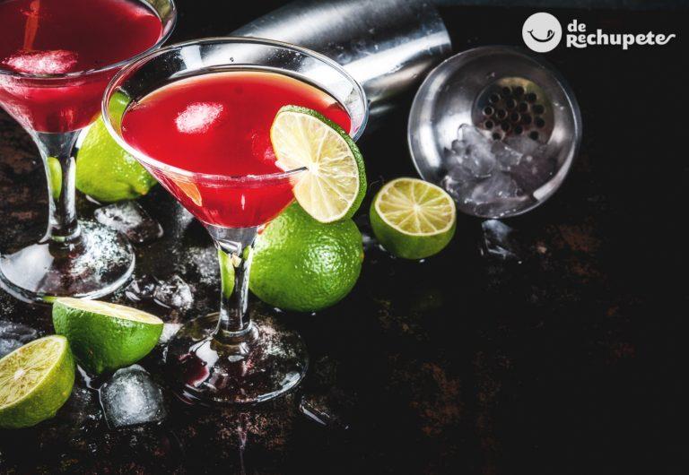 Cosmopolitan. Cómo hacer el cóctel más cosmopolita del mundo