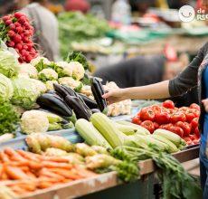 De la huerta a la mesa. Cuídate con verduras y hortalizas