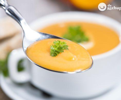 Cómo congelar y descongelar los purés o cremas de verduras