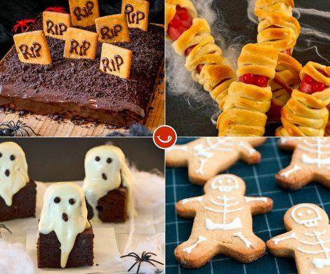 Recetas para Halloween fáciles y originales