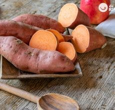 Boniato o batata. ¿Qué es y cómo lo puedes cocinar?