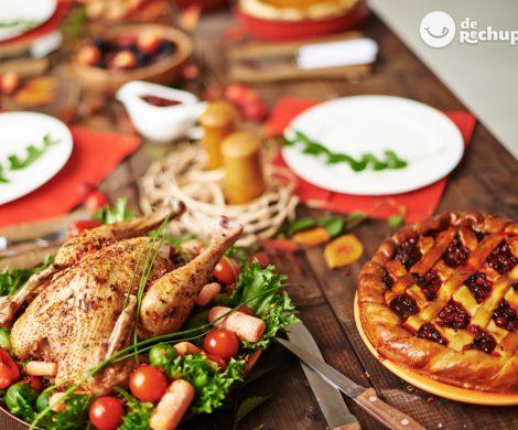 Día de Acción de Gracias. La excusa perfecta para celebrar con la familia