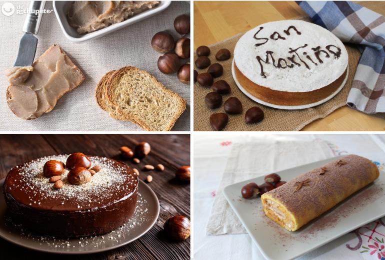 Postres Con Castañas Para Cocinar En Otoño Recetas De Rechupete Recetas De Cocina Caseras Y Fáciles