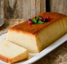 Budin de pan casero. Receta fácil y barata para triunfar en casa