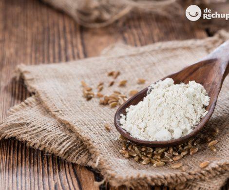 Harina de espelta, esa gran desconocida. Diferencias con la harina de trigo
