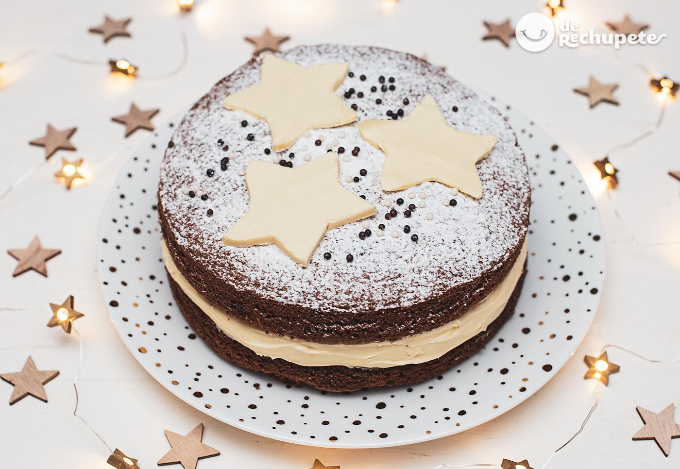 Pastel De Navidad Una Tarta Navideña Para Triunfar En Casa Recetas De Rechupete Recetas De Cocina Caseras Y Fáciles