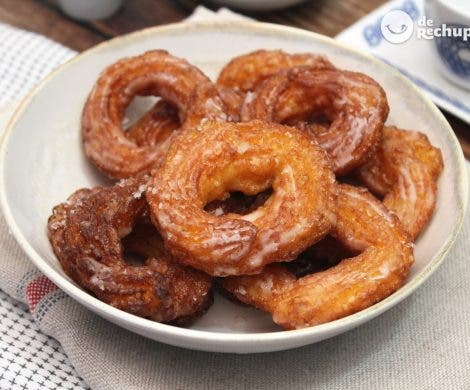 Rosquillas de San Froilán