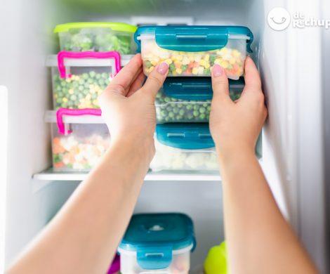 ¿Puedo volver a congelar un producto descongelado?