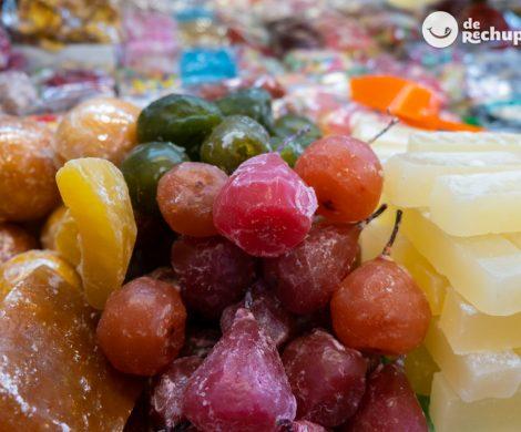 Frutas escarchadas. La recuperación de un manjar de reyes
