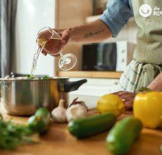 ¿Se evapora el alcohol al cocinar con él?¿Leyenda urbana en la cocina?
