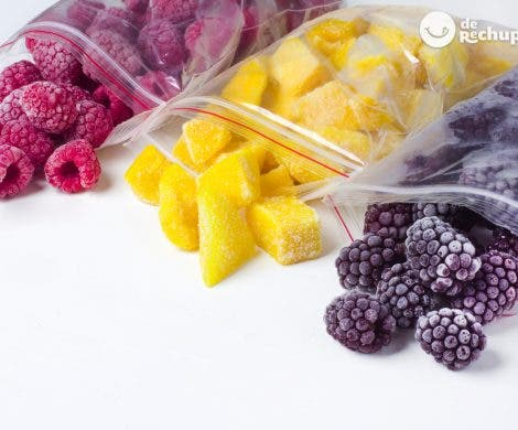 ¿Se puede congelar la fruta fresca?
