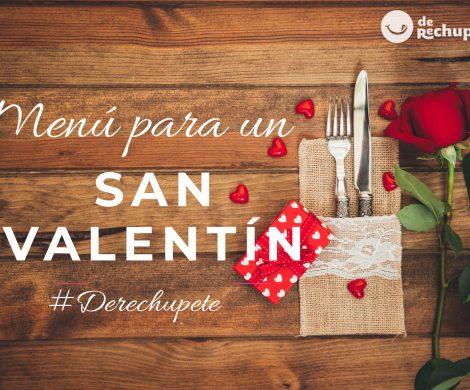 Cena romántica. Recetas especial San Valentín