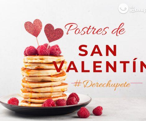 Postres de San Valentín. Recetas para triunfar el día de los enamorados