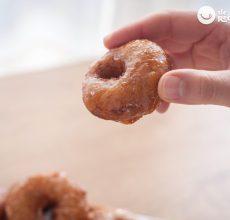 Rosquillas fritas o al horno. Errores a la hora de prepararlas y consejos para que queden perfectas