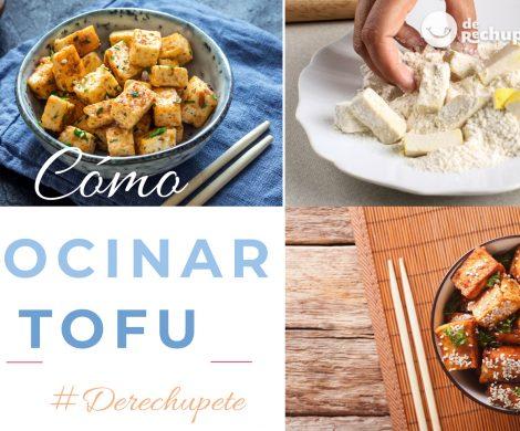 Tofu. Cómo cocinarlo correctamente. Ideas, consejos y técnicas