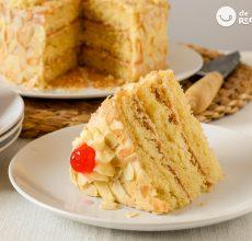 Cómo hacer una tarta Sara. La base de la mona de Pascua