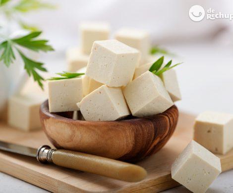 Tofu. Todo lo que necesitas saber sobre él