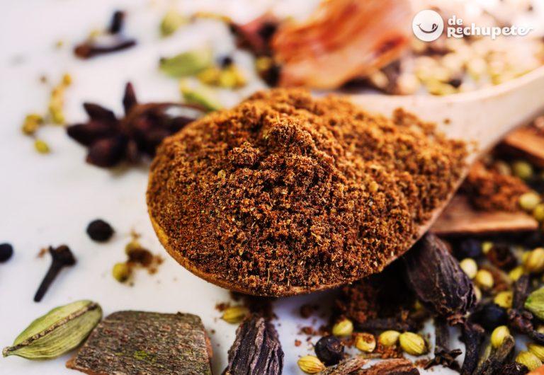 Garam masala. ¿Qué es y cómo lo hacemos en casa? Propiedades y usos en la cocina