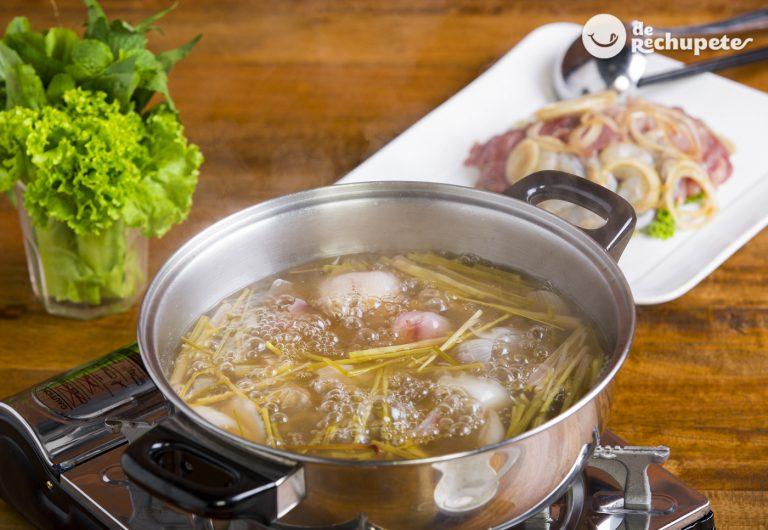 Hot Pot vietnamita