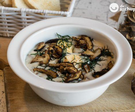 Kulajda, la sopa tradicional checa