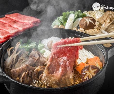 Cómo hacer shabu shabu japonés