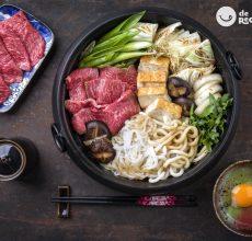 Suyiyaki. Receta de la olla o cazuela tradicional japonesa
