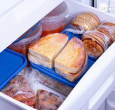 ¿Qué pasa cuándo se congela un alimento?