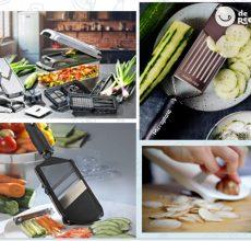 Mandolina de cocina ¿Qué es y para que sirve?¿Cuál debemos comprar?