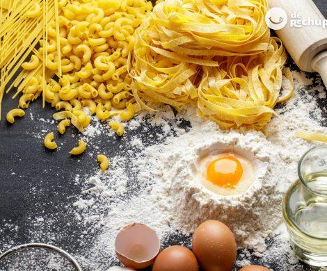 ¿Hay alguna diferencia entre la pasta seca y la pasta fresca?