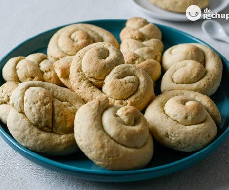 Cómo hacer marañuelas asturianas. Postre de las galletas o pastas paso a paso