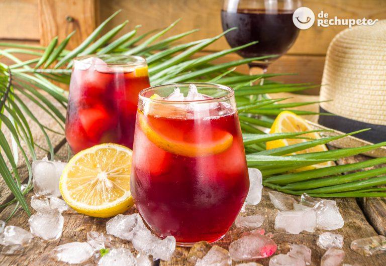 Cómo hacer sangría casera. Receta de la bebida del verano